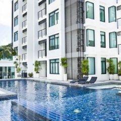 Отель Penthouse Kamala Regent A 501 бассейн фото 3