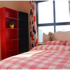Wheat Youth Hostel Люкс с различными типами кроватей фото 3