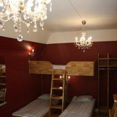 Birka Hostel Кровать в женском общем номере с двухъярусной кроватью фото 7