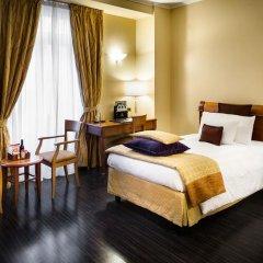 Hotel Dei Cavalieri 4* Номер Бизнес с двуспальной кроватью фото 18