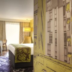 Hotel Indigo Glasgow 4* Стандартный номер с разными типами кроватей фото 2