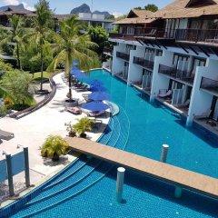 Отель Holiday Inn Resort Krabi Ao Nang Beach 4* Улучшенный номер с различными типами кроватей фото 3