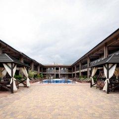 Отель Журавли Анапа бассейн фото 3