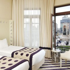 Taxim Hill Hotel 4* Стандартный номер с различными типами кроватей фото 5