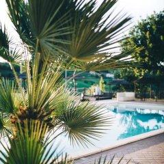 Отель Agriturismo Agrileisure Time Италия, Сполето - отзывы, цены и фото номеров - забронировать отель Agriturismo Agrileisure Time онлайн бассейн фото 3