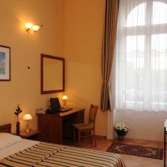 Отель Budapest Museum Central 3* Стандартный номер с двуспальной кроватью фото 6