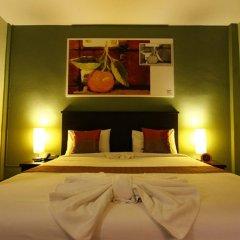Отель Orange Tree House 2* Стандартный номер с различными типами кроватей фото 3