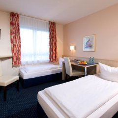Отель ACHAT Comfort Messe-Leipzig 3* Стандартный номер с различными типами кроватей фото 3