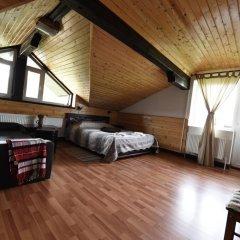 Гостиница Куршале Стандартный семейный номер разные типы кроватей фото 6