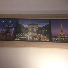 Отель Unic Renoir Saint Germain Париж интерьер отеля