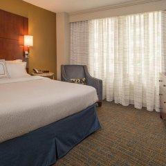 Отель Residence Inn Bethesda Downtown США, Бетесда - отзывы, цены и фото номеров - забронировать отель Residence Inn Bethesda Downtown онлайн комната для гостей фото 2