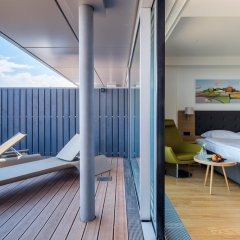 Hotel Lielupe by SemaraH 4* Люкс с различными типами кроватей