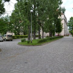 Отель Wroclawski Kompleks Szkoleniowy Вроцлав парковка