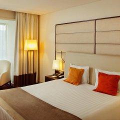 Гостиница Crowne Plaza Moscow - Tretyakovskaya 4* Улучшенный номер с двуспальной кроватью фото 2