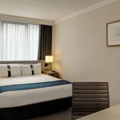 Отель Holiday Inn London-Bloomsbury 3* Стандартный номер с различными типами кроватей фото 10