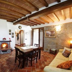 Отель La Casetta nel Bosco Синалунга комната для гостей фото 3