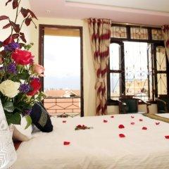 Pinocchio Sapa Hotel - Hostel Номер Делюкс с различными типами кроватей фото 2