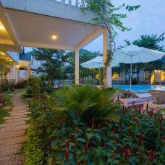 Отель Blue Paradise Resort 2* Стандартный номер с различными типами кроватей фото 14