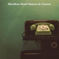 Maison Miramare Boutique Hotel 4* Номер Делюкс с различными типами кроватей фото 7