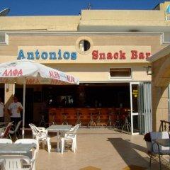 Antonios Hotel питание фото 2