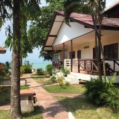 Отель Adarin Beach Resort 3* Улучшенное бунгало с различными типами кроватей фото 6