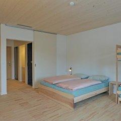 Отель Youth Hostel St. Moritz Швейцария, Санкт-Мориц - отзывы, цены и фото номеров - забронировать отель Youth Hostel St. Moritz онлайн комната для гостей