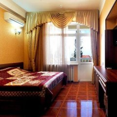 Гостиница Олимп 2* Улучшенный номер с различными типами кроватей фото 4