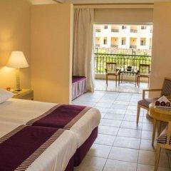 Отель Jaz Makadi Star & Spa 5* Улучшенный номер с различными типами кроватей
