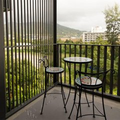Отель The Deck Condominium by Alexanders балкон