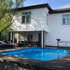 Гостиница Dniprovskiy Dvir бассейн фото 2