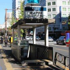 Отель Andaz Tokyo Toranomon Hills - a concept by Hyatt Япония, Токио - 1 отзыв об отеле, цены и фото номеров - забронировать отель Andaz Tokyo Toranomon Hills - a concept by Hyatt онлайн фото 5
