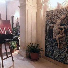 Отель Palazzo Gancia Италия, Сиракуза - отзывы, цены и фото номеров - забронировать отель Palazzo Gancia онлайн интерьер отеля