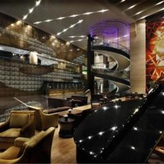 Отель InterContinental Beijing Beichen гостиничный бар