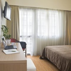 Parnon Hotel 3* Стандартный номер с различными типами кроватей фото 5