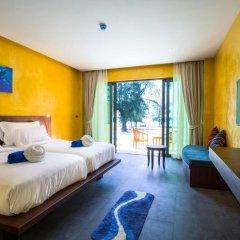 Отель Coriacea Boutique Resort 4* Номер Делюкс с двуспальной кроватью фото 9