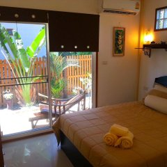 Отель Villa Ayutthaya @ Golden Pool Villas Таиланд, Ланта - отзывы, цены и фото номеров - забронировать отель Villa Ayutthaya @ Golden Pool Villas онлайн комната для гостей фото 2
