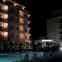 Отель Rainbow 2 Солнечный берег бассейн