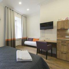 Гостиница Partner Guest House Khreschatyk 3* Студия с различными типами кроватей фото 14
