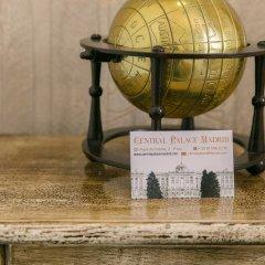 Отель Hostal Central Palace Madrid Испания, Мадрид - отзывы, цены и фото номеров - забронировать отель Hostal Central Palace Madrid онлайн фото 2