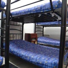 Отель Hostal de Maria Кровать в женском общем номере с двухъярусной кроватью фото 2