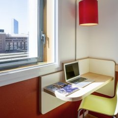 Отель Ibis Budget Lyon Centre - Gare Part Dieu Франция, Лион - отзывы, цены и фото номеров - забронировать отель Ibis Budget Lyon Centre - Gare Part Dieu онлайн удобства в номере фото 2
