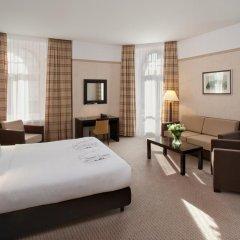 Polonia Palace Hotel 4* Стандартный номер с разными типами кроватей