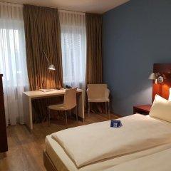 Отель Belle Blue Zentrum 3* Стандартный номер с двуспальной кроватью фото 4