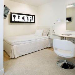 Hotel Birger Jarl 4* Стандартный номер с двуспальной кроватью фото 21