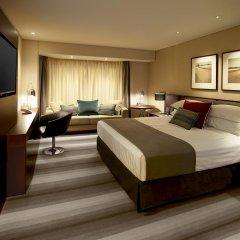 Отель InterContinental Wellington 5* Стандартный номер с различными типами кроватей