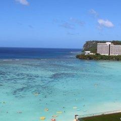 Отель Hyatt Regency Guam Гуам, Тамунинг - отзывы, цены и фото номеров - забронировать отель Hyatt Regency Guam онлайн пляж