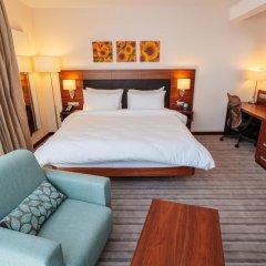 Гостиница Hilton Garden Inn Краснодар (Хилтон Гарден Инн Краснодар) 4* Стандартный номер разные типы кроватей фото 23