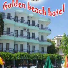 Golden Beach Hotel Турция, Алтинкум - отзывы, цены и фото номеров - забронировать отель Golden Beach Hotel онлайн пляж