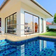 Отель Villa Tortuga Pattaya 4* Вилла с различными типами кроватей фото 24