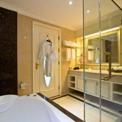 Отель LK The Empress 4* Студия с различными типами кроватей фото 7